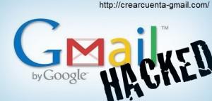 Contraseña Hackeada de Gmail