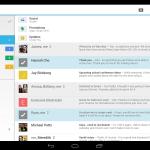 Cómo utilizar Gmail en un dispositivo con Android