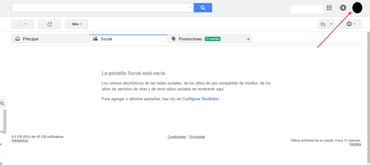 Cómo iniciar sesión en varias cuentas Gmail al mismo tiempo (2)