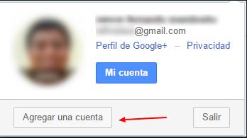 Cómo iniciar sesión en varias cuentas Gmail al mismo tiempo 3