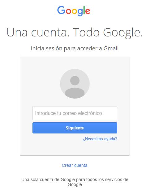 Cómo iniciar sesión en varias cuentas Gmail al mismo tiempo