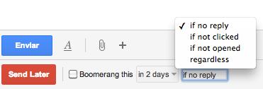 Programa tus correos para enviarse después con Gmail3