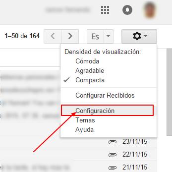 Puedes crear respuestas pre determinadas en tu cuenta de Gmail3