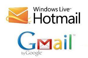 Qué correo electrónico es mejor Gmail o Hotmail