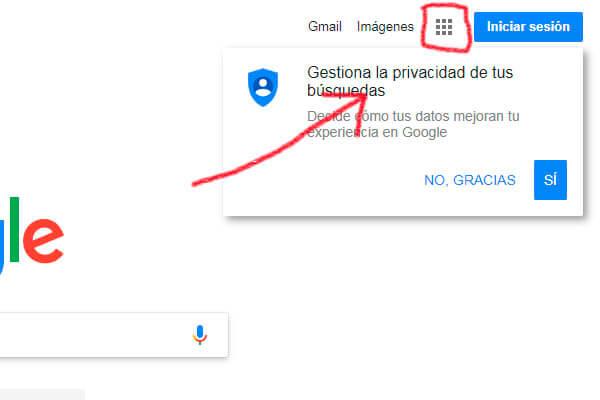 Guía para crear una cuenta Gmail paso a paso
